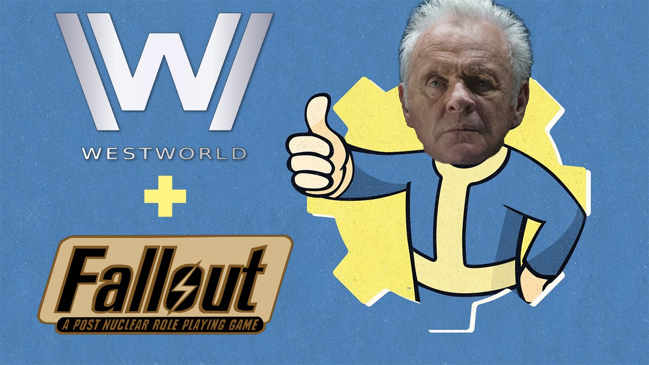 Westworld + Fallout Mash-up