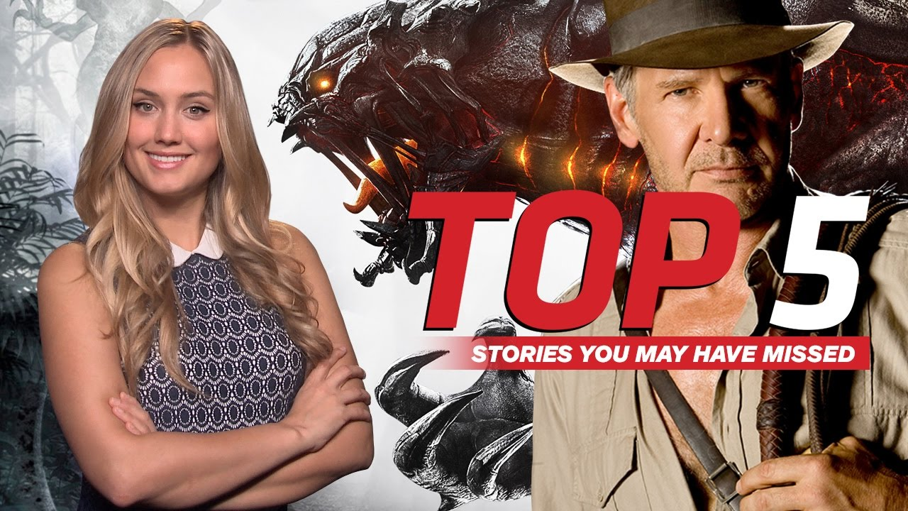Stories You May Have Missed: Evolve Ends and Indiana Jones 5 – IGN Daily Fix