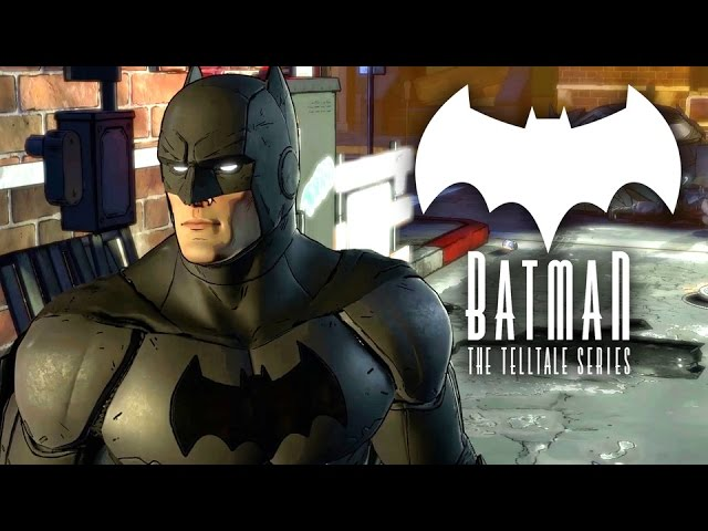 Batman: The Telltale Series – Episode 3: New World Order Trailer