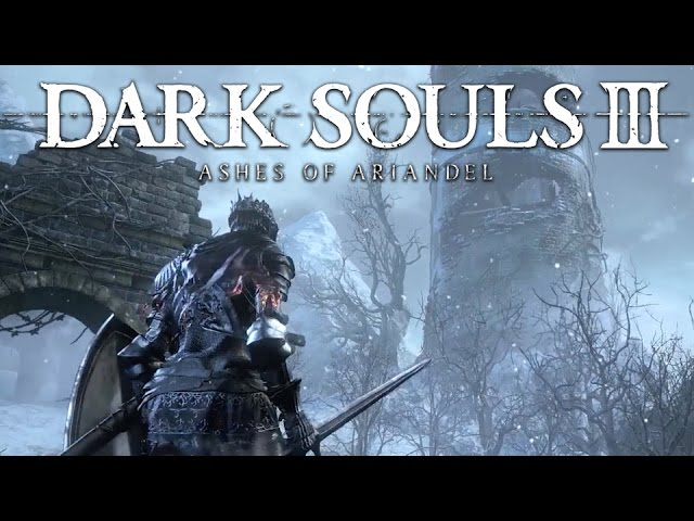 Dark Souls III – Ashes of Ariandel Launch Trailer