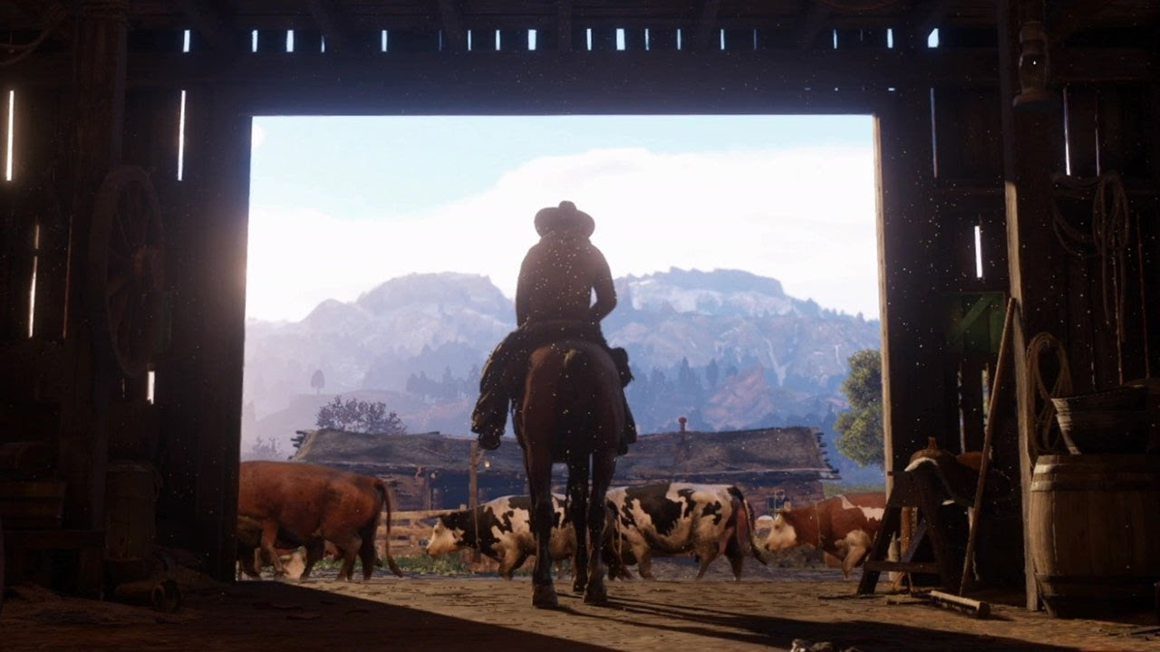 Red Dead Redemption 2 – Official First Trailer