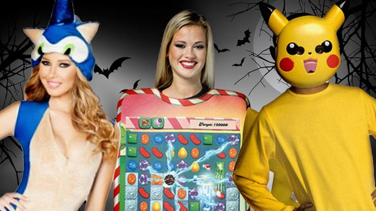 The 9 Worst Video Game Halloween Costumes of 2016 – Up At Noon Live!