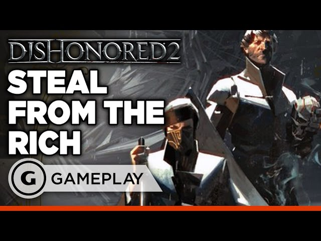 The Royal Conservatory Mission – Dishonored 2 Gameplay