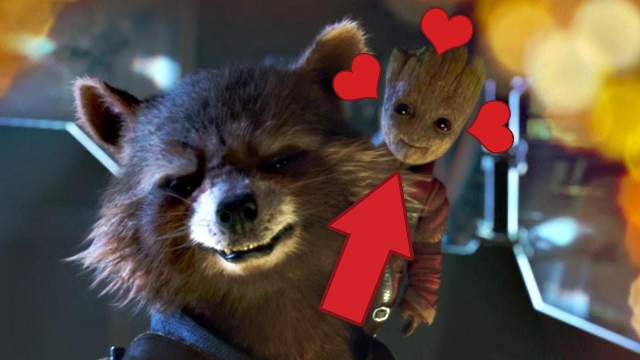 Secrets of the Guardians of the Galaxy Vol. 2 Teaser Trailer – IGN Rewind Theater