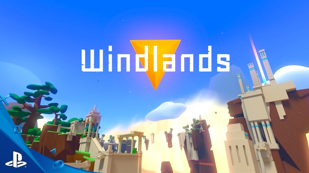 Windlands – Gameplay Trailer | PS4