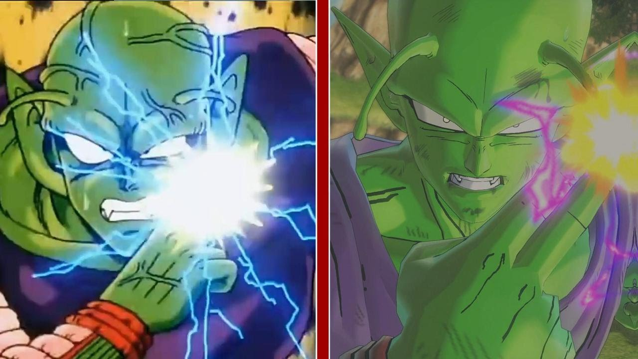 Dragon Ball Xenoverse 2: Game VS Anime Comparison