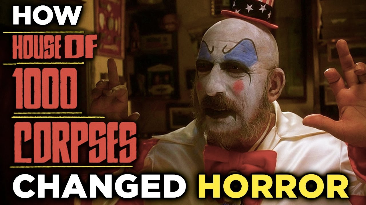 Why HOUSE OF 1,000 CORPSES Changed Horror – SHRIEK WEEK Day 5