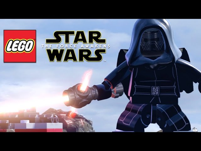 LEGO Star Wars: The Force Awakens – First Order Siege of Takodana Trailer