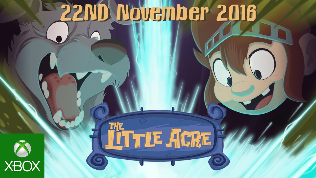 The Little Acre – Release Date Announcement