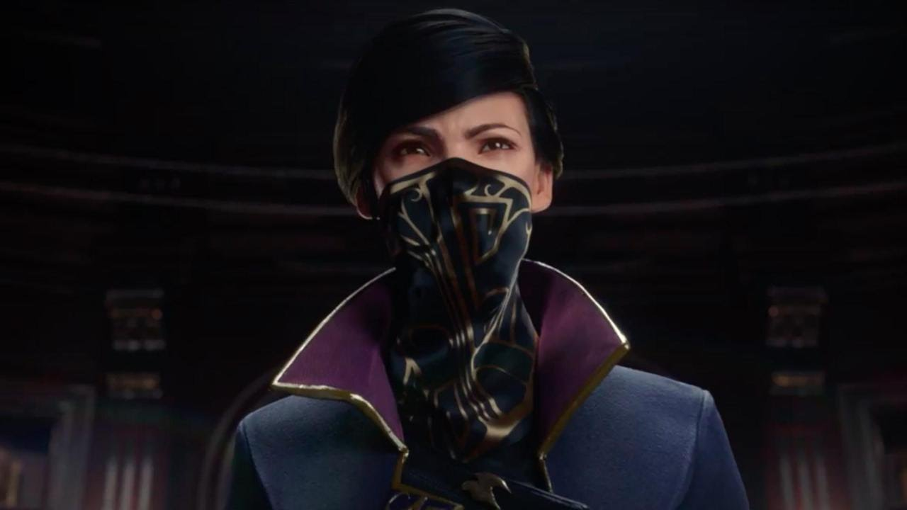 Dishonored 2 Official Emily Kaldwin Spotlight