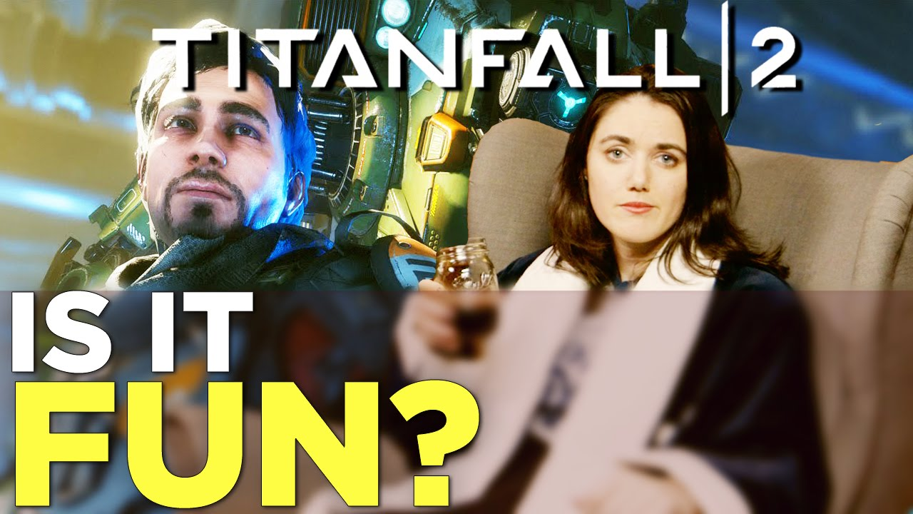 Is Titanfall 2 Fun? Let's Ask Google – SEO Play