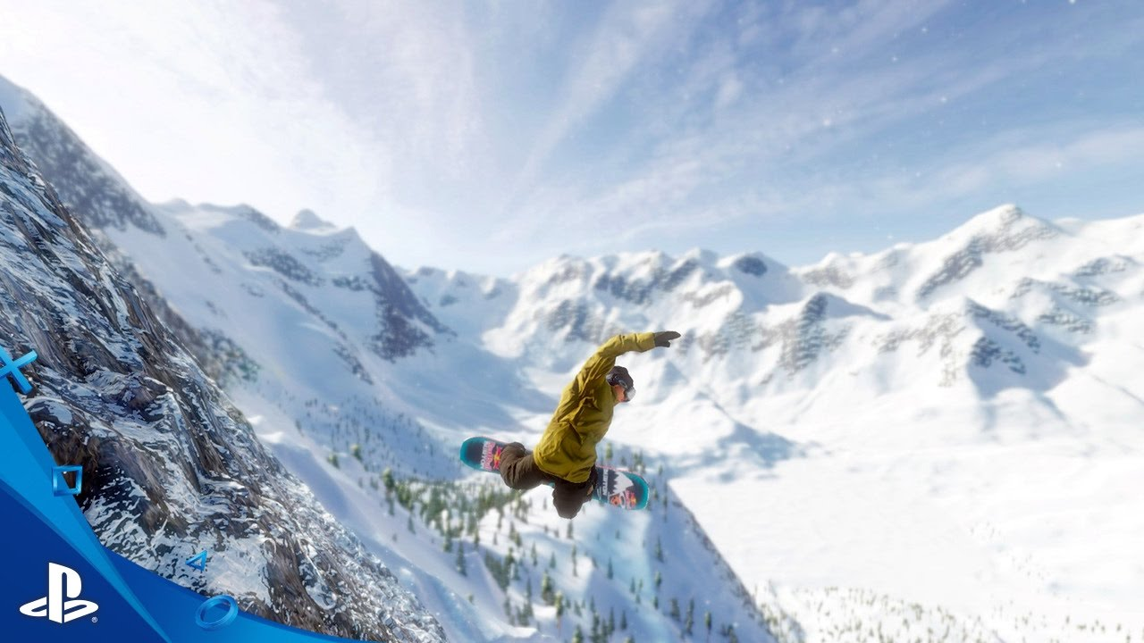 Mark McMorris Infinite Air – Launch Trailer | PS4