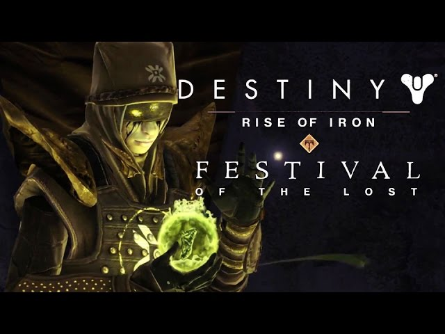 Destiny – Festival of the Lost Trailer