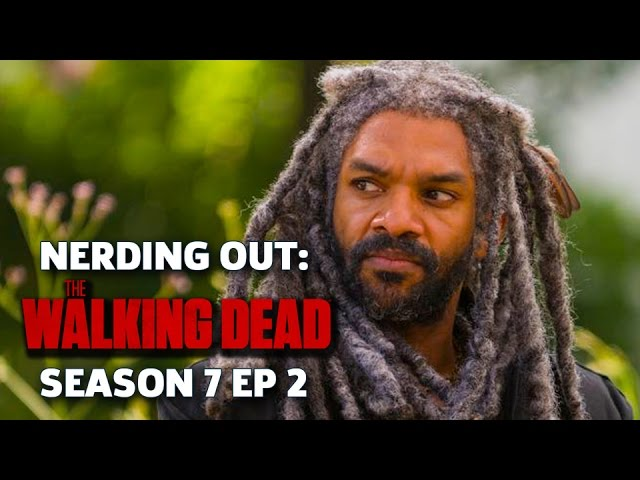 "Nerding Out: The Walking Dead S7E2 ""The Well"""