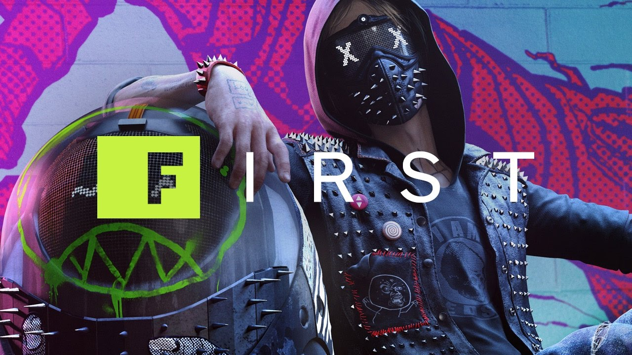 Watch Dogs 2: Trickster Playstyle Gameplay – IGN First