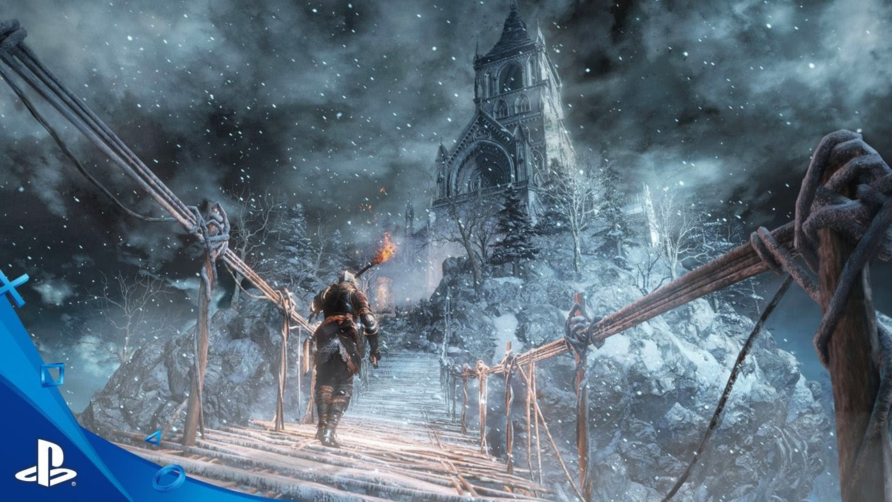 Dark Souls 3 DLC – Entering the Painted World of Ariandel – IGN Plays Live