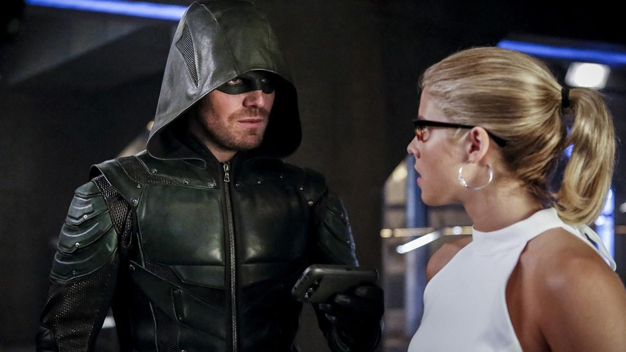Arrow – It's Good to See Felicity Face New Consequences