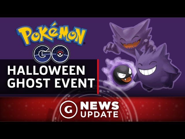 Pokémon Go Getting Halloween In-Game Event – GS News Update