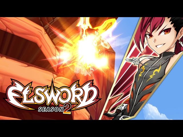 Elsword Official – Transcendence Phase 3 Action Trailer