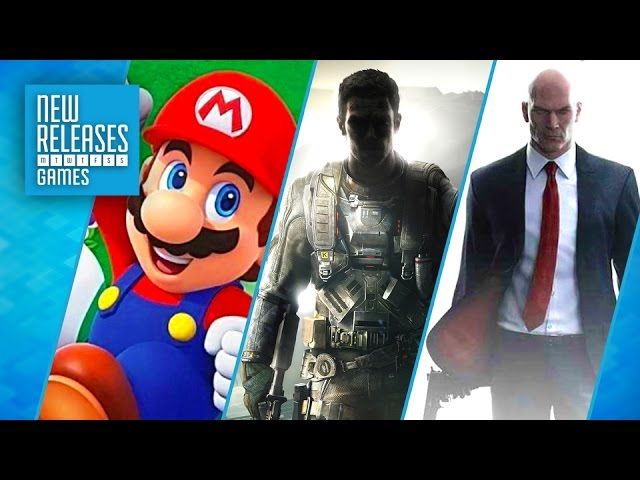 Hitman: Hokkaido, Call of Duty: Infinite Warfare – New Releases