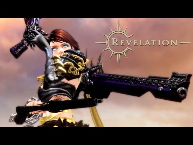 Revelation Online – Gunslinger Trailer