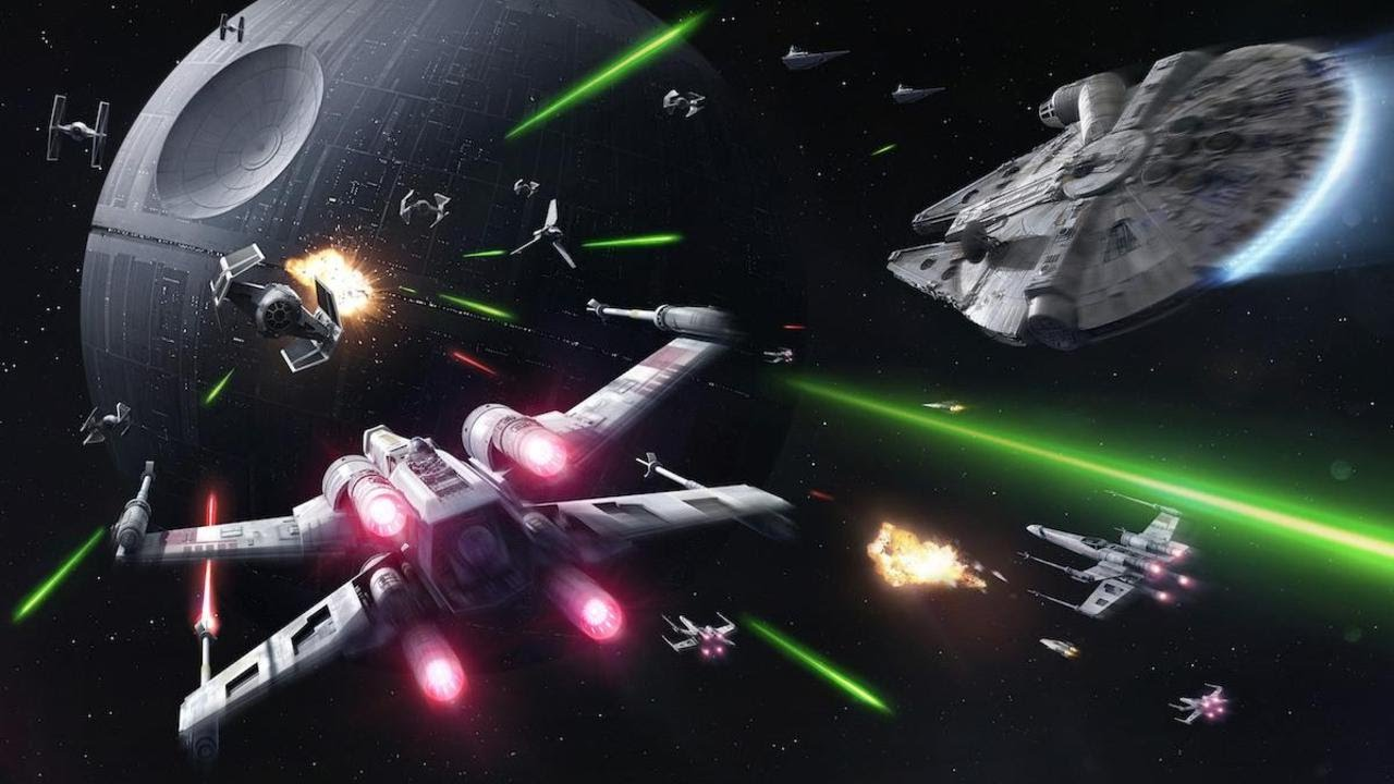 Star Wars Battlefront Aerial Dogfight Challenge Highlights #IGNPS4Shares of the Week