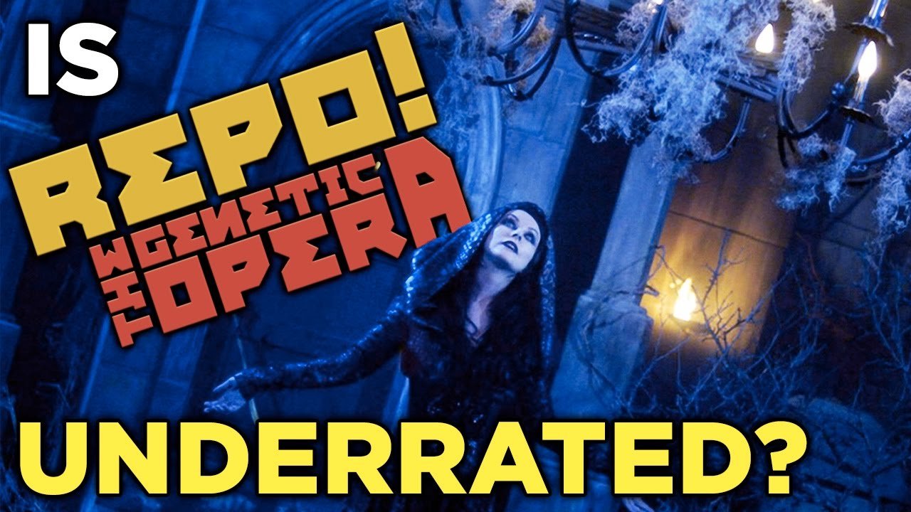 Repo! The Genetic Opera is Totally Underrated – SHRIEK WEEK Day 4