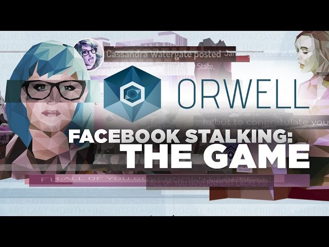 Facebook Stalking Is Finally Relevant In Investigation Game Orwell