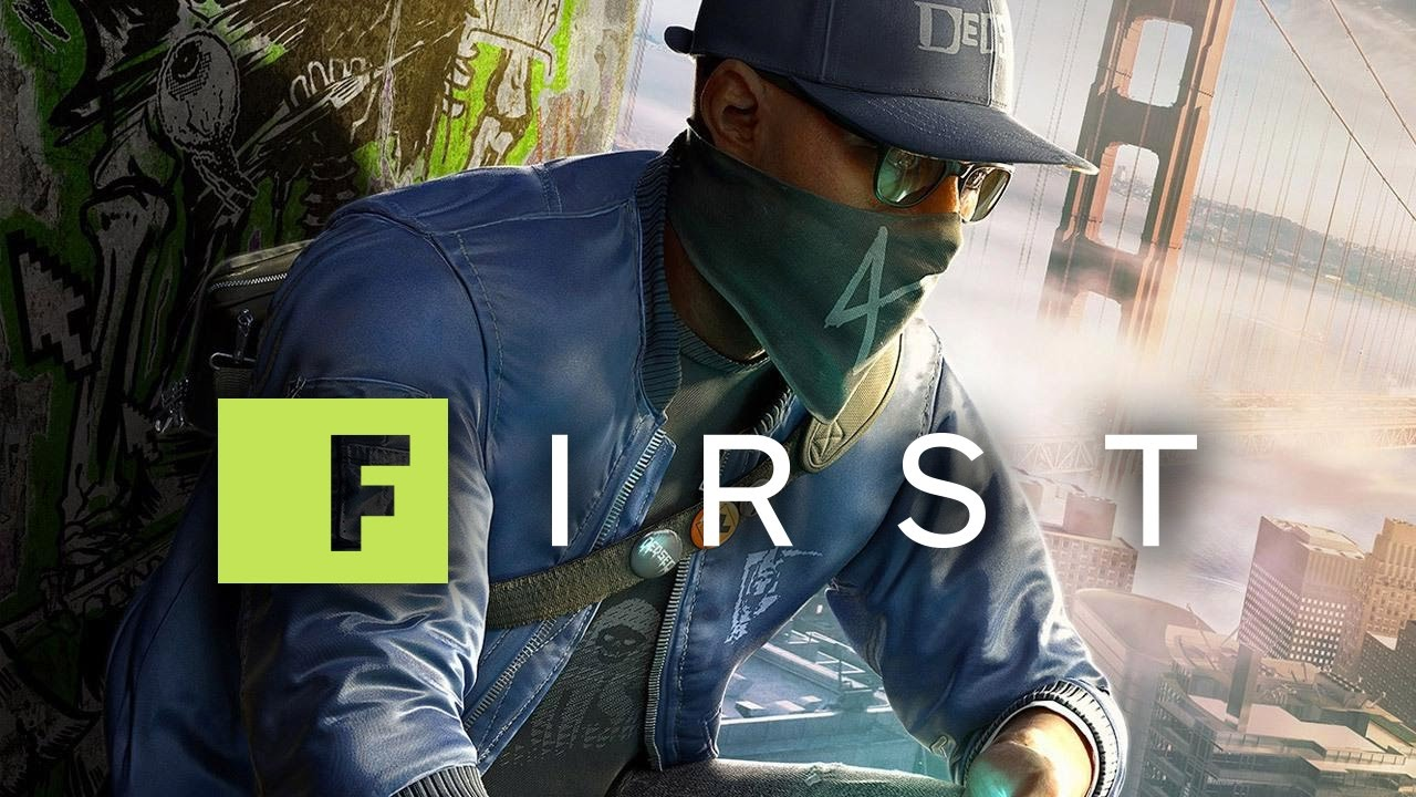 How Watch Dogs 2's Seamless Online World Works – IGN First