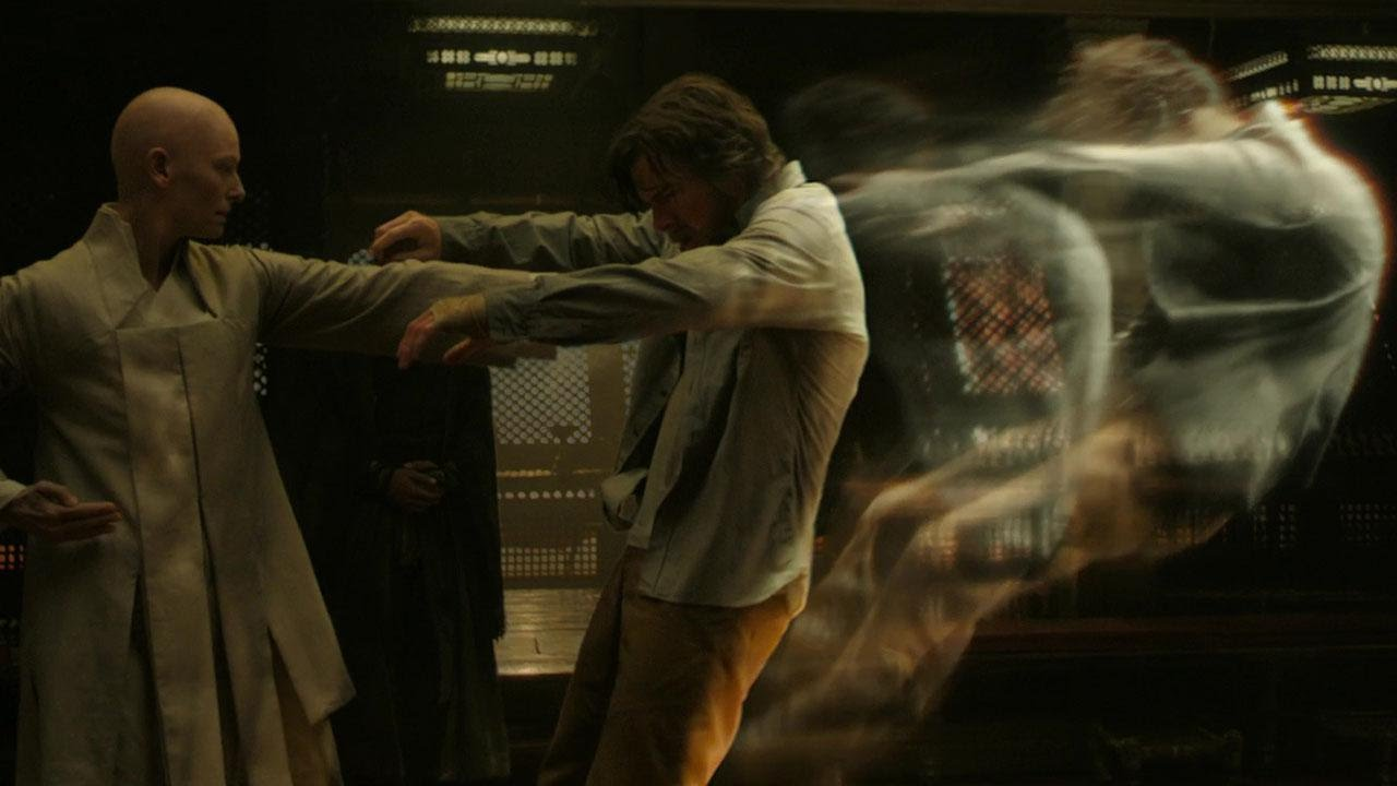The Moment Doctor Strange's Worldview Changes