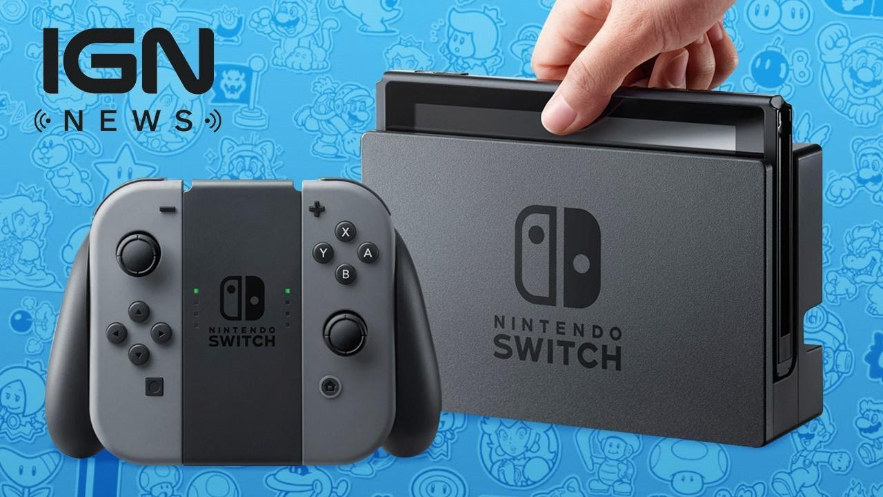 Nintendo Will Ship Less Switch Consoles Than Wii U at Launch – IGN News