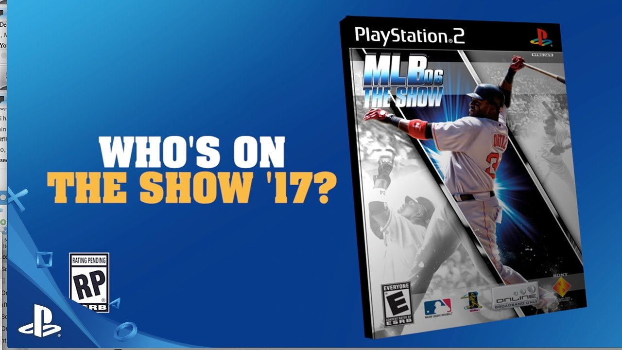 MLB The Show 17 – The Kid is Back with MLB The Show 17! | PS4