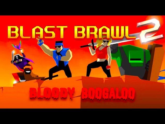 Blast Brawl 2: Early Access Launch Trailer