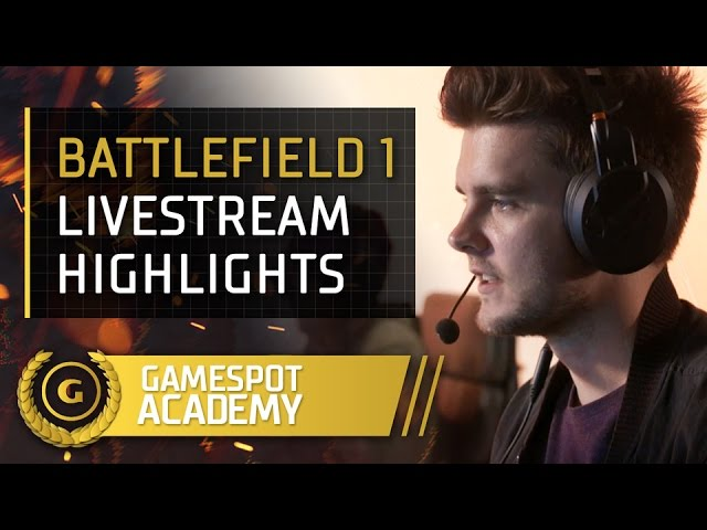 Battlefield Academy – Team GameSpot Take On The Public
