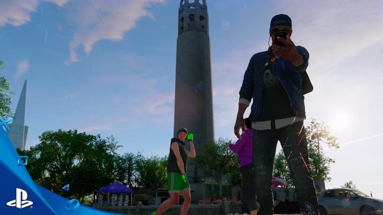 Watch Dogs 2 – Welcome to San Francisco Gameplay Trailer | PS4