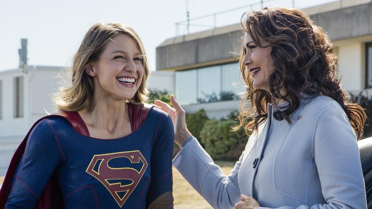Lynda Carter's Debut Ushers in a More Inclusive Supergirl