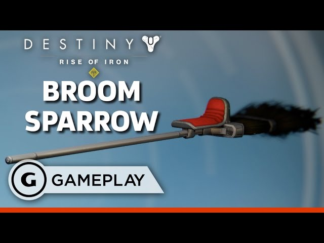 Where to Find the Destiny's Broom Sparrow