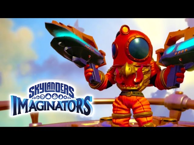 Skylanders Imaginators – Gameplay Trailer