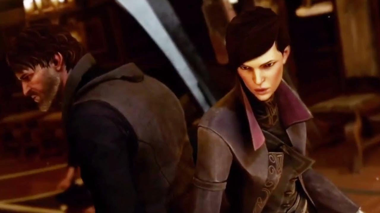 33 Minutes of Dishonored 2: Royal Convservatory Non-Lethal Resolution Gameplay