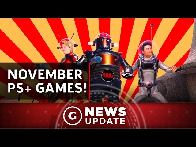 Free PlayStation Plus Games for November 2016 – GS News Update