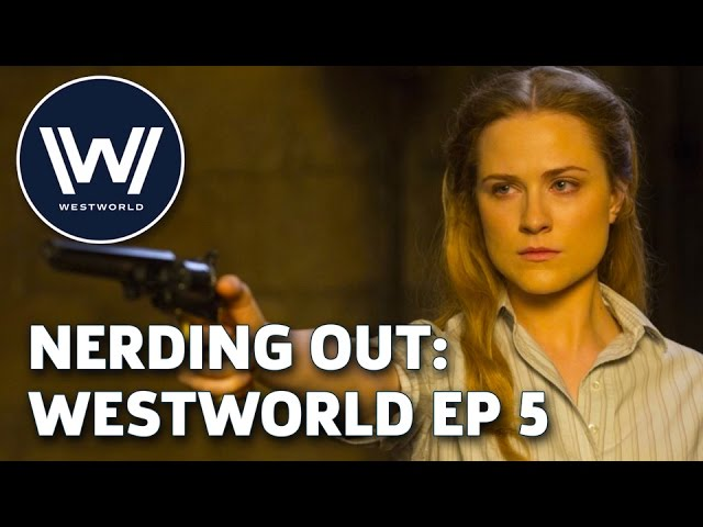 "Westworld Episode 5 ""Contrapasso"" – Nerding Out"
