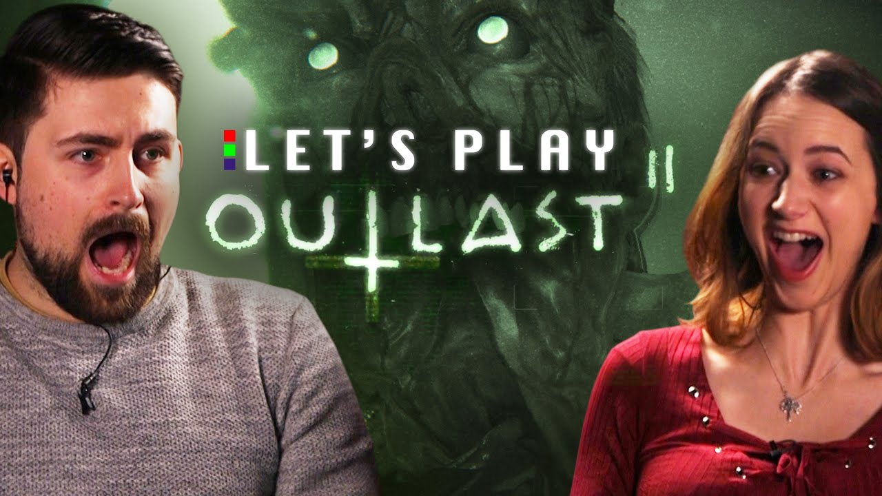 SCARED STUPID – Outlast 2 Demo Let's Play