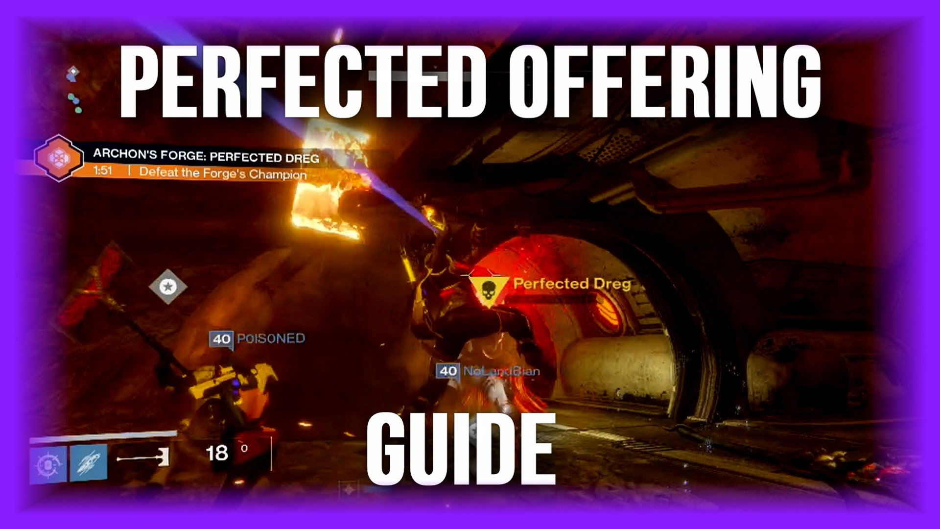Destiny – Perfect Siva Offering Guide and Rewards (Easy Archon Forge 6 Man Strat)