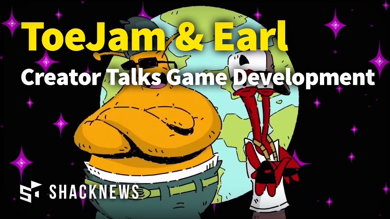 ToeJam & Earl Creator Greg Johnson Talks Game Development