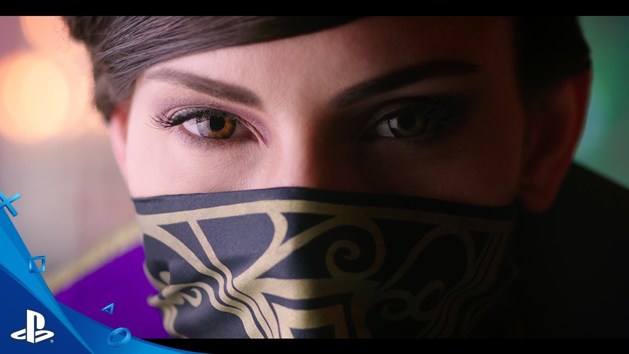 "Dishonored 2 – ""Take Back What's Yours"" Live Action Trailer 