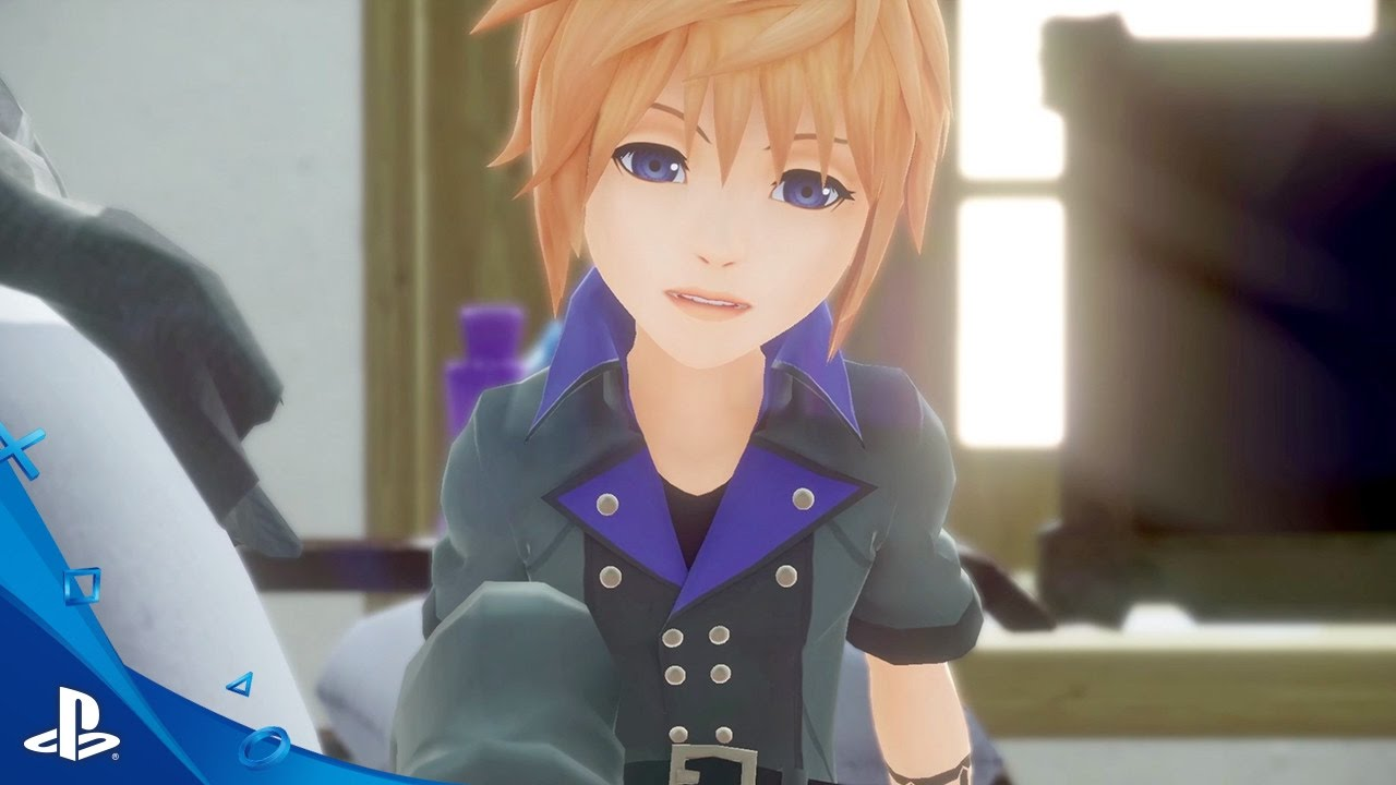 WORLD OF FINAL FANTASY – Explore the magical world of Grymoire Trailer | PS4