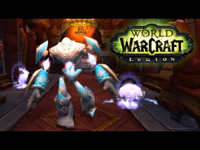 Patch 7.1: Return to Karazhan Official Survival Guide – World of Warcraft: Legion
