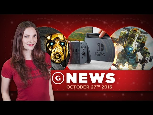 Titanfall 2 Won't Have Season Pass & Nintendo Switch Details! – GS Daily News