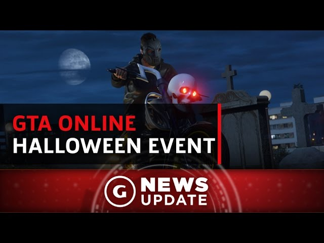 GTA V Halloween Event Begins Friday – GS News Update