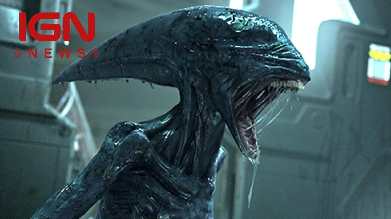 Alien: Covenant's Xenomorph Has a New Name – IGN News